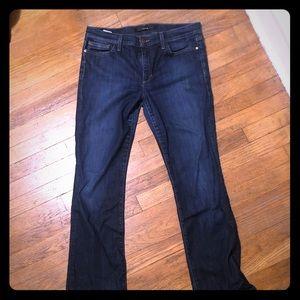 Joe's Jeans petite bootcut 30